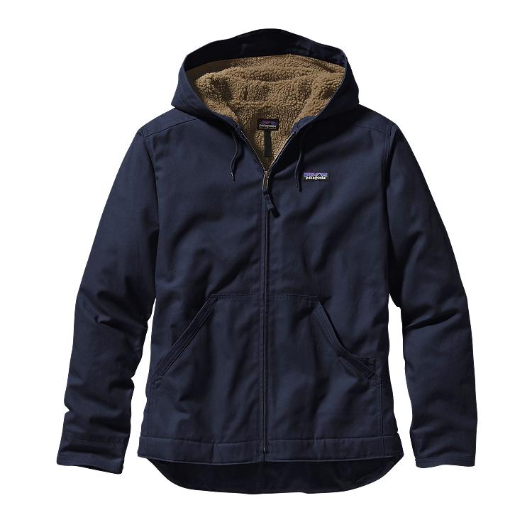 Patagonia Men S Lined Canvas Hoody Vcscoc