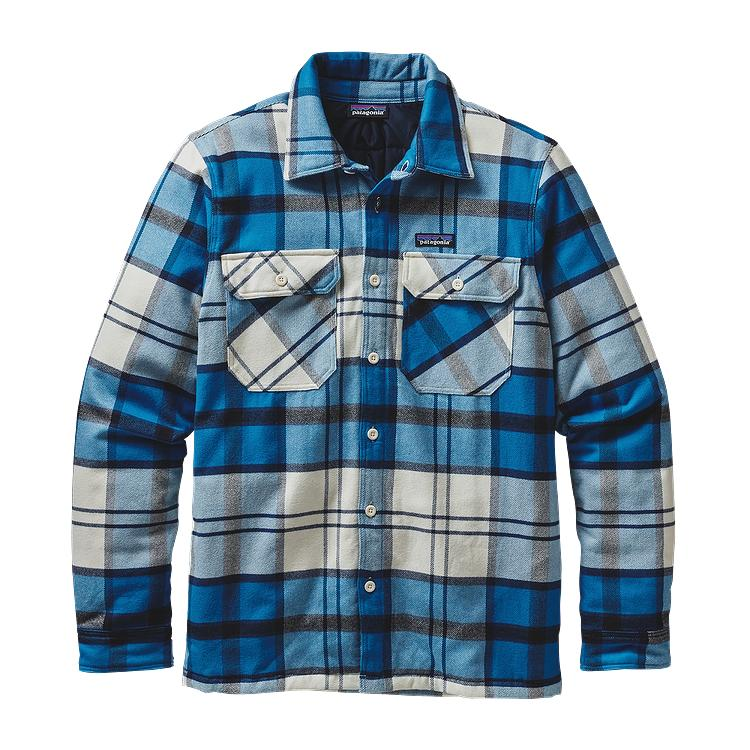 dc2f99f43f3 PATAGONIA MEN S INSULATED FJORD FLANNEL JACKET – VCSCOC